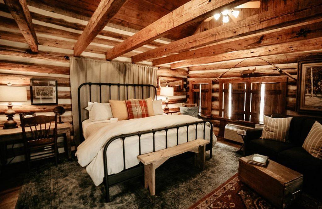 Waco Cabin